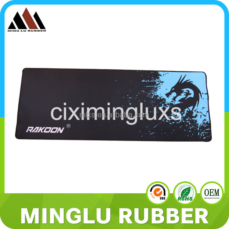 OEM game/ gaming mouse pad wholesale