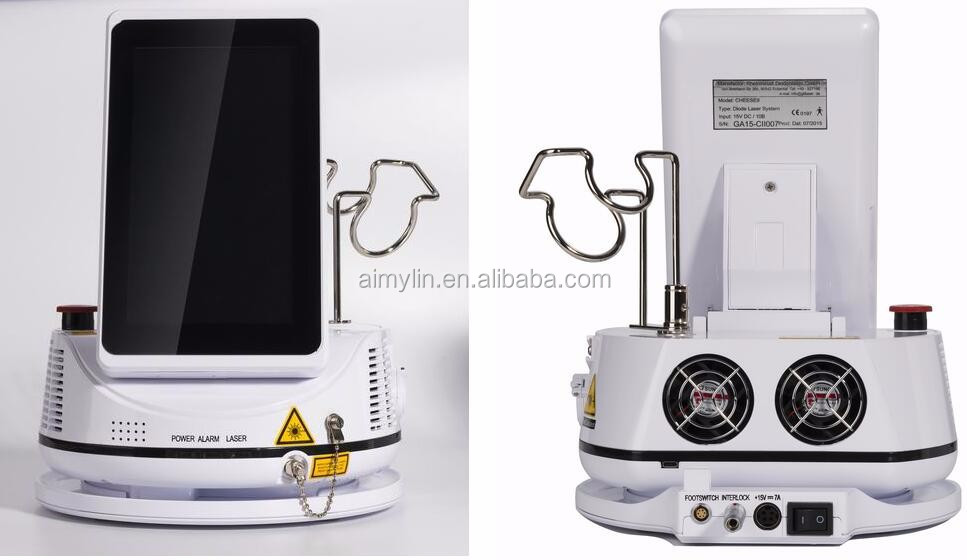 Dental laser therapy machine/physiotherpay diode 980nm laser