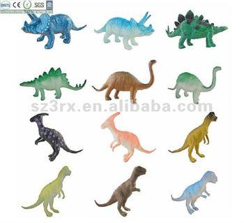 Dinosaurio Animal Pvctpr Figuras Para Nios Buy Estatuilla Del