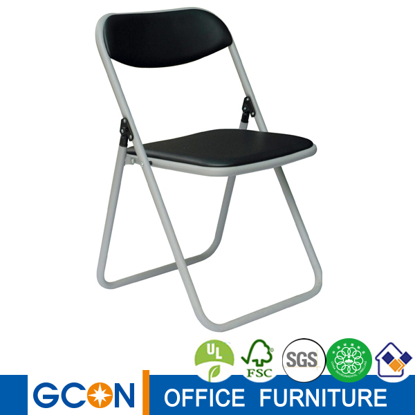 simple folding training chair for school or company