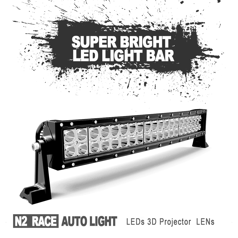 China Auto lights 12 volt led light bar 4x4 240w E pistar/c rees led driving light for trucks,auto parts