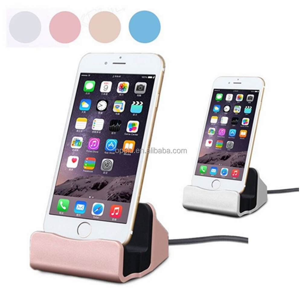 Per Iphone Dock USB Docking Station di Ricarica