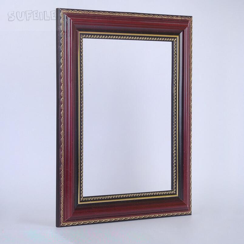 online buy wholesale wood picture frames wholesale from china wood picture frames wholesale. Black Bedroom Furniture Sets. Home Design Ideas