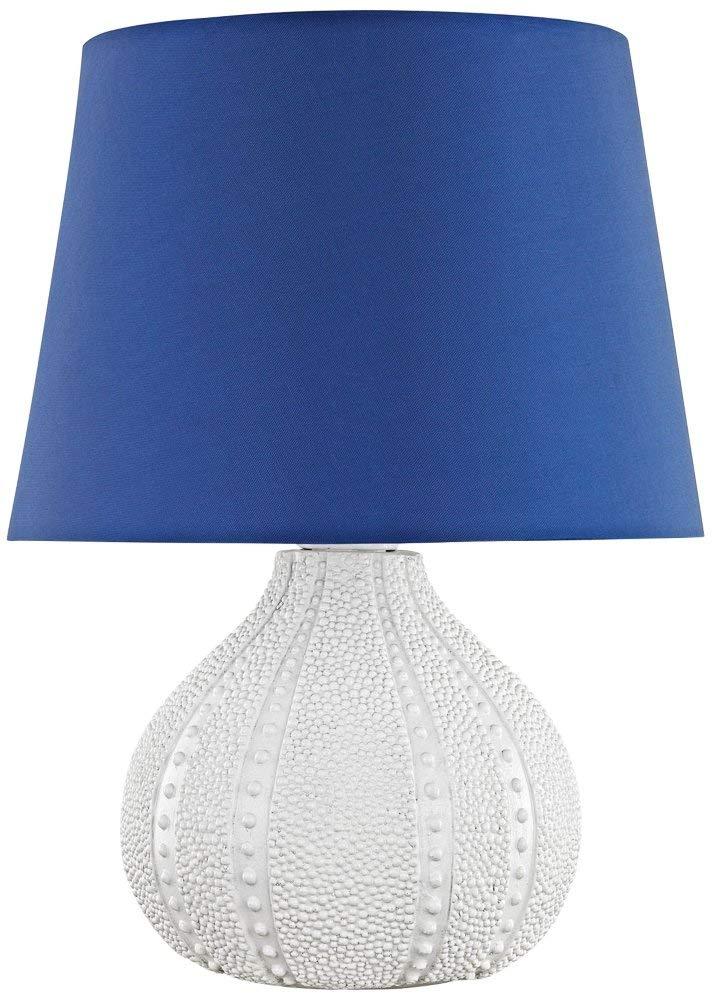 Dimond D3094N Aruba Outdoor Table Lamp, 1-Light 100 Watts, White