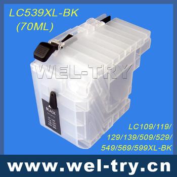 Lc539xl-bk ; Lc599/569/549/529/509/139/129/119/109xl-bk