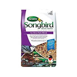 Scotts Songbird Wild Bird Food Millet 5 1/2-Mfg# 11987 - Sold As 4 Units