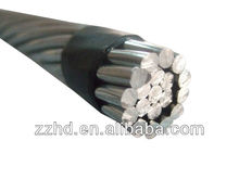 aluminium twisted wire ASTM B231 AAC wire