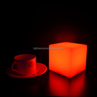 Buy color changing cube shape table lamp in China on Alibaba.com