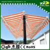 Low Price China Factory two sides free stand car awning