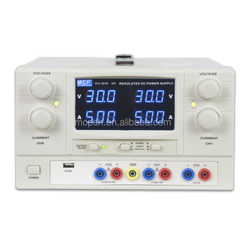 MCP M10-QR305 DC power supply/30v 5a variable dc power supply/ac to dc variable power supply