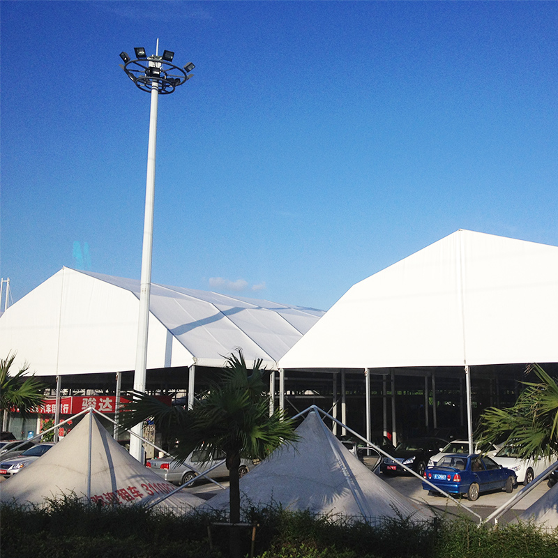 COSCO 5x5 marquee tent/ dining tent china supplier big tent house