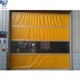 High quality Automatic pvc folding shutter lifting door puertas de
