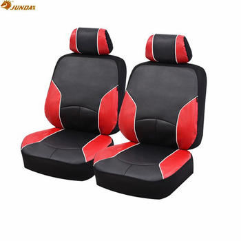 Luxury Auto Zone Car Seat Covers Thick Pvc Leather
