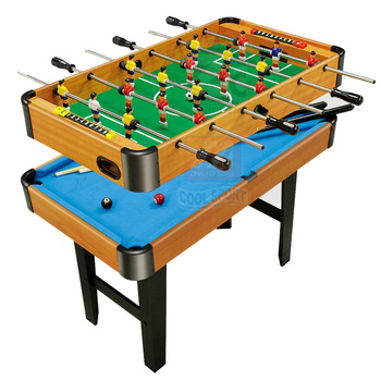 2 In 1 Multiple Function Childrens Toys Billiard Table Wooden