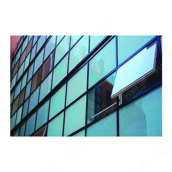 Green Glass Curtain Wall/structural Glass Curtain Walls/exterior Glass Wall