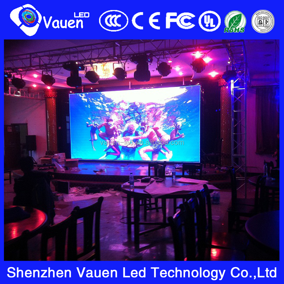 P3.9 SMD Super clearly indoor LED TV/LED video wall/LED signs display