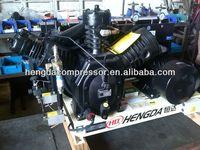 Hengda High Piston 5.5KW 7.5HP Air Compressor Head HYF2090E iron pump