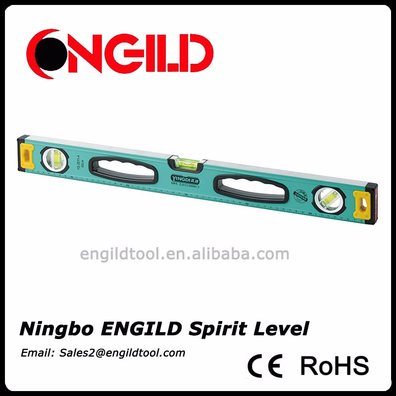 aluminium magnetic spirit alu level