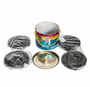 Dimefluthrin 125 mm Guangzhou Black Mosquito Coil with 10Hours Active Time