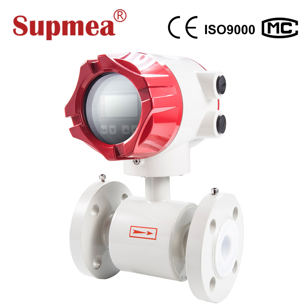 Reliable and Cheap modbus water flow meter 2 inch chemical resistant waste treatment plant