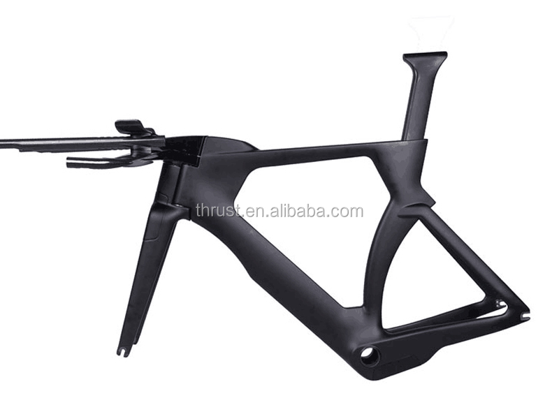 New Style Toray Carbon T1000  Road Racing Time Trial TT Bike Frame with Customized Design