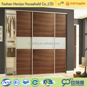 Master Bedroom Wardrobe Plywood Almirah Design Furniture From China With Fair Prices