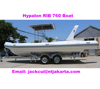 new cabin cruiser boats rigid hull fiberglass inflatable boat for sale on Ali BABA