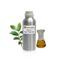 100% Tea Tree Essential Oil Benefits Skin Uses for Cosmetics