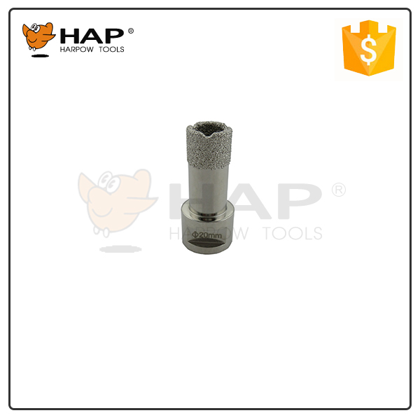 High quality Electro-plated Diamond core hole saws