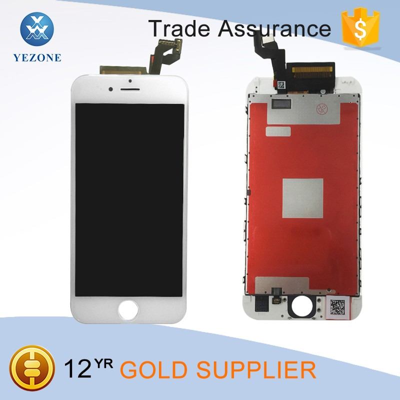 China Mobile Phone Tft Digitizer Assembly For Iphone 6s Lcd ...