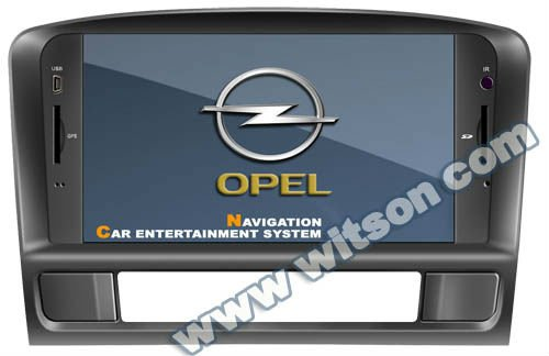 WITSON Opel Astra J car dvd gps navigation with DVB-T Tuner (optional)