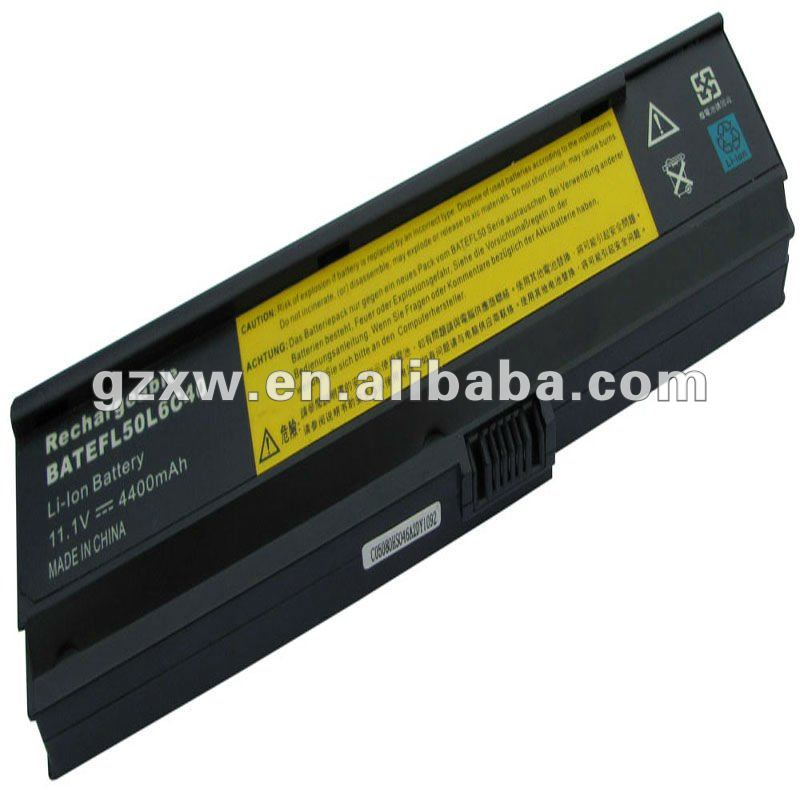 8 cell 4400mAh Replacement Laptop Battery For Acer BATCL50L Battery