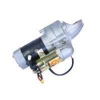 24V starter motor EX200-1/2 SH280 1-811000-189-2 for excavator engine