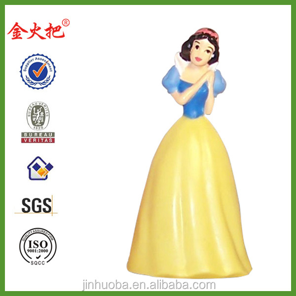 Promotional Custom snow white for decor&snow white figurine