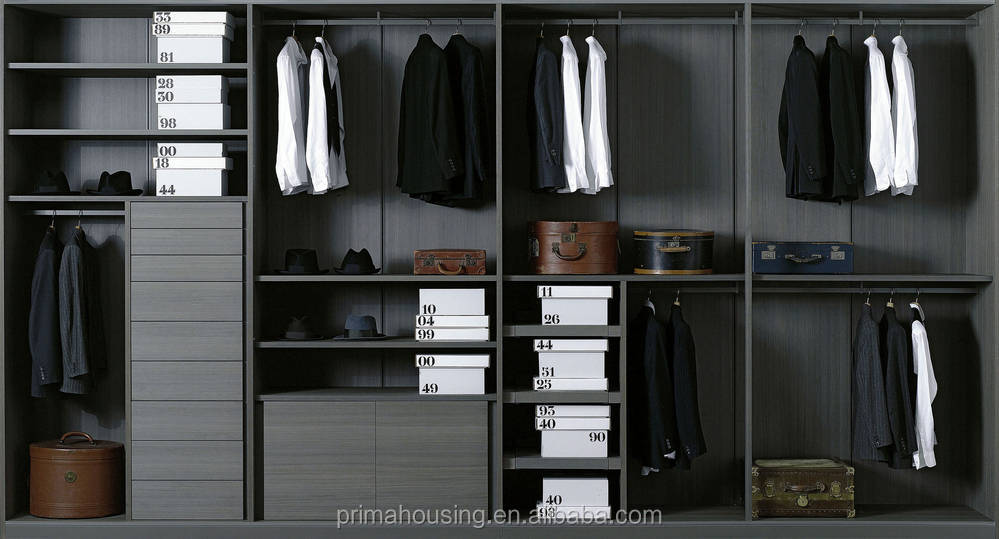 Cheap Indian Style Wardrobe Aluminium Cupboards For