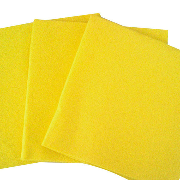 Reasonable Household Yellow Dusters Pack Of 10 Other Bath & Body