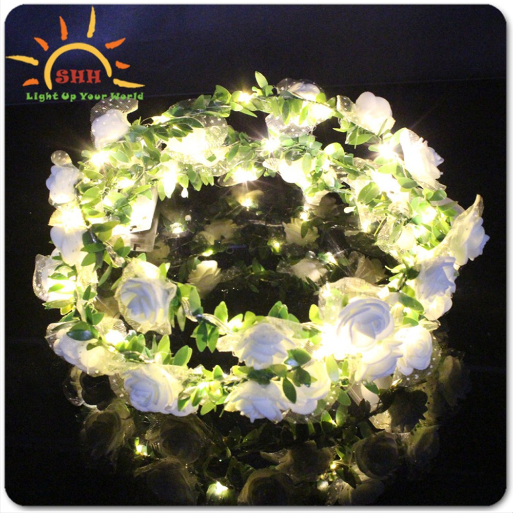 Custom Design Hawaiian Flower Lei Garland With Reasonable Price For
