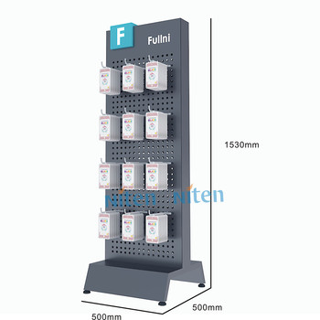 Luxury Floor Mobile Phone Accessories Display Stand With Hooks Buy Adorable Mobile Phone Accessories Display Stand