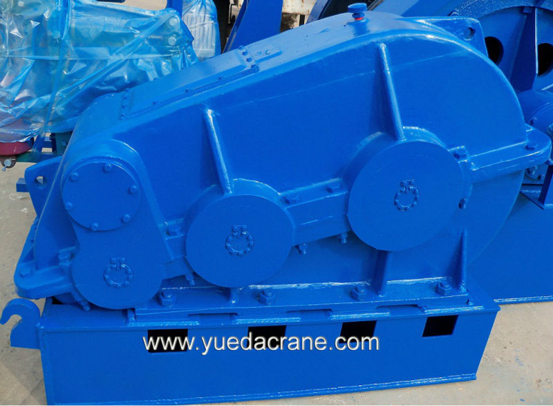 JMM series friction winch