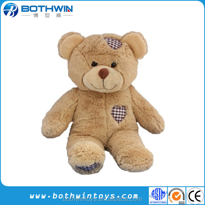 Wholesale 15 Inch Personalized Long Message Recordable teddy bear