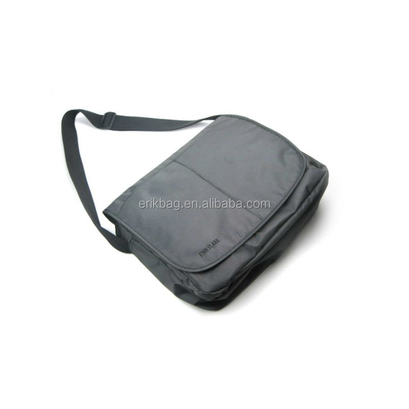 Men's 600D polyester Laptop Messeger Tote Bag