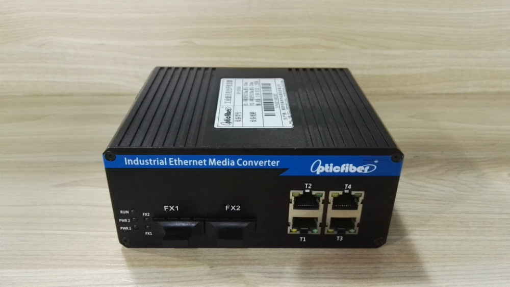 rj45 connecteur fiber optique 8 port poe ethernet commutateur industriel mat riel optique id de. Black Bedroom Furniture Sets. Home Design Ideas