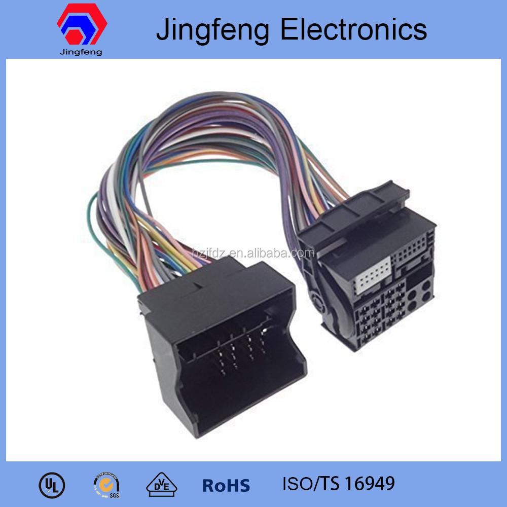 40 Pin car stereo wiring harness 40 pin car stereo wiring harness buy 40 pin car stereo wiring Ford Radio Wiring Diagram at webbmarketing.co