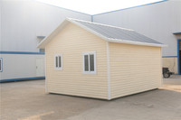 lowcost condition portable  prefab house apartment