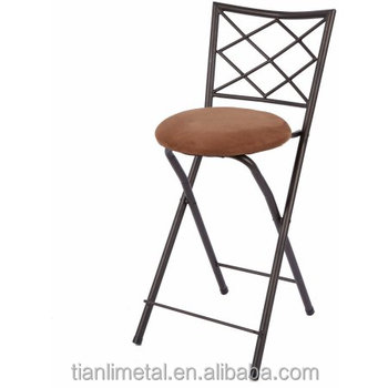 Cool Bronze Metal Diamond X Back Folding 24 Inch Counter Stool Buy Folding Metal Step Stool Folding Stool Counter Bar Stool Product On Alibaba Com Unemploymentrelief Wooden Chair Designs For Living Room Unemploymentrelieforg