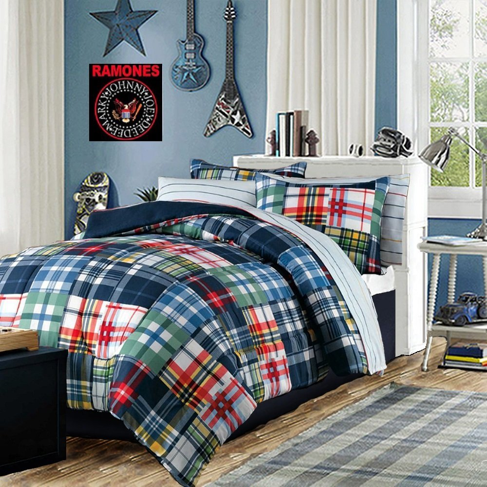 Cheap Plaid Bed In A Bag Find Plaid Bed In A Bag Deals On Line At