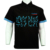 Coolmax polyester fishing shirt custom sublimation polo shirt men's