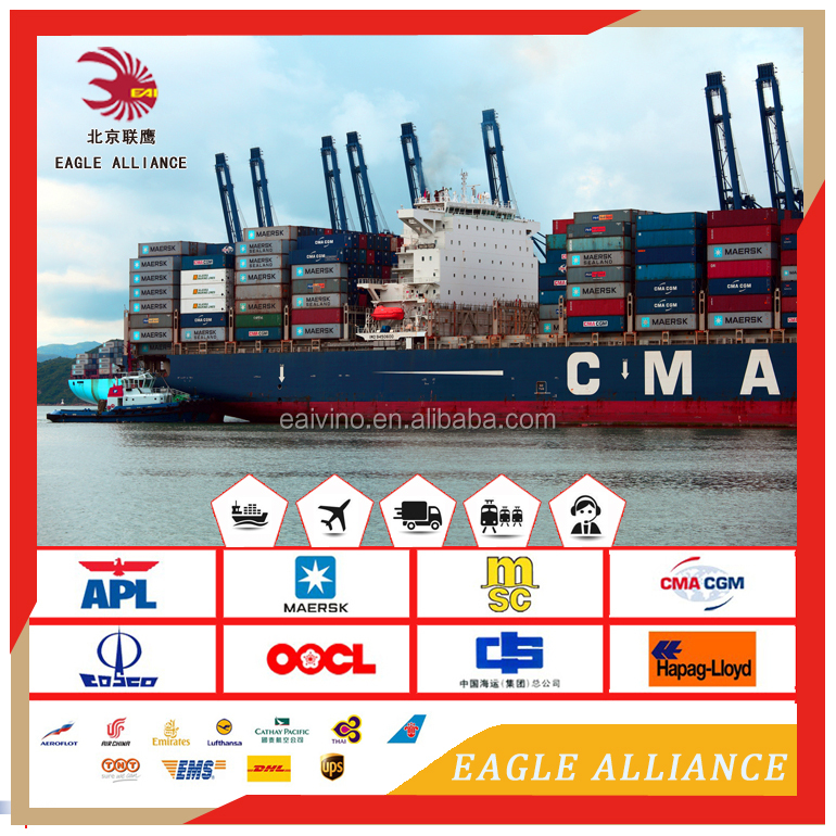 EAGLE ALLIANCE-freght forwarder/forwarder china indonesia/forwarder to jordan