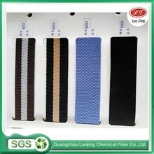 Custom Striped Design Polypropylene belt Webbing