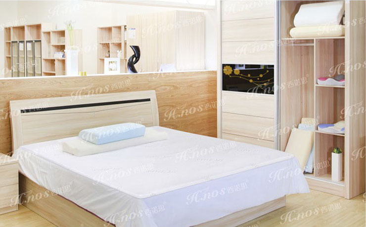 Good Quality Health Care Modern Bedroom Furniture Memory Foam Mattress In Vacuum Compression